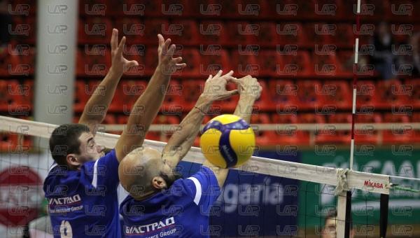 Волейбол - НВЛ - ВК Пирин - ВК Берое  - 17.10.2020