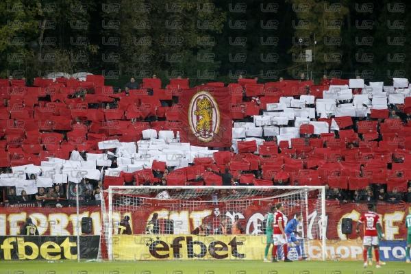 Футбол - EFbet лига - 9 ти кръг - ПФК ЦСКА - ПФК Берое - 17.10.2020