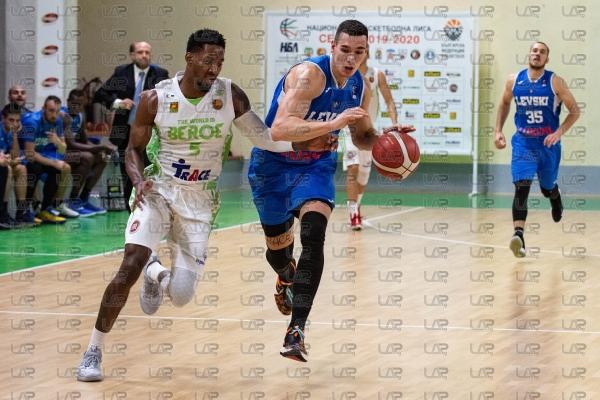 Баскетбол - НБЛ - БК Берое - БК Левски Лукойл - 18.10.2020
