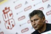 Футбол - пресконференция - Красимир Балъков и Даниел Наумов - 23.10.2020