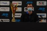 Тенис - София Оупън 2020 - АТП 250 - Двойки - Пресконференция - Джейми Мъри и Нийл Скупски - 13.11.2020