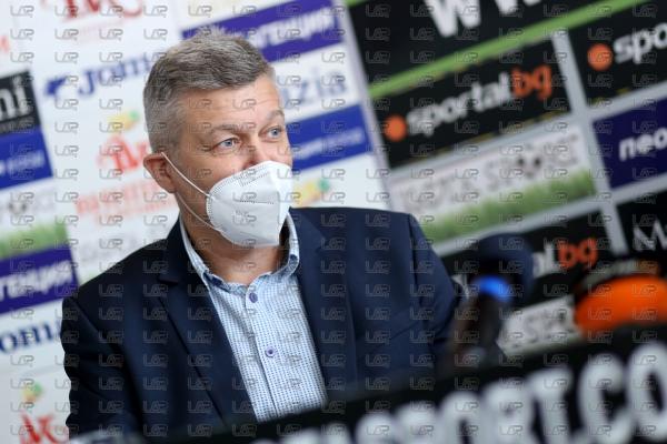 Студио Дерби - пресконференция - Петър Петров за ВАР системата - 16.11.2020