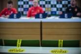 Футбол - Лига на нациите -  официална тренировка на България - 17.11.2020