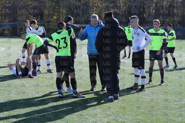 Футбол - Учебни игри за тестване и обучение на системата за видеоповторение - ВАР - 19.11.2020