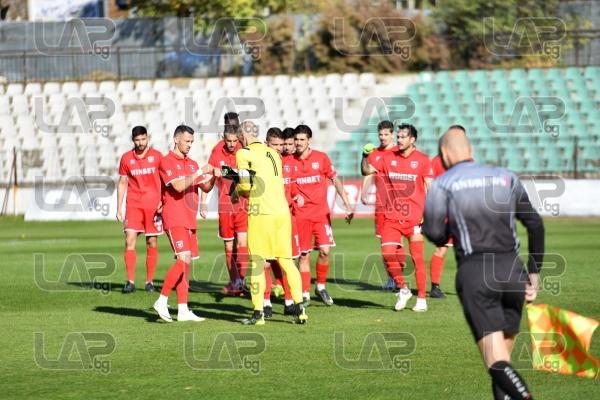 Футбол - Efbet лига - ПФК Черно море - ПОФК Ботев Враца - 13ти кръг - 22.11.2020