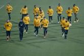 Футбол - Лига Европа - тренировка Йънг Бойс - 25.11.2020