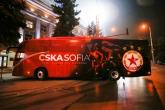 Футбол - Лига Европа - тренировка ЦСКА - 25.11.2020