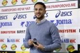 Футбол - Борислав Цонев - награждаване - ПФК Левски - 30.11.2020