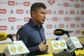 Футбол - Пресконференция на Красимир Балъков - 4.12.2020