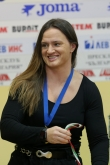 Sambo - Awarding of the 6-time world champion in sambo Maria Oryashkova - 18.12.2020