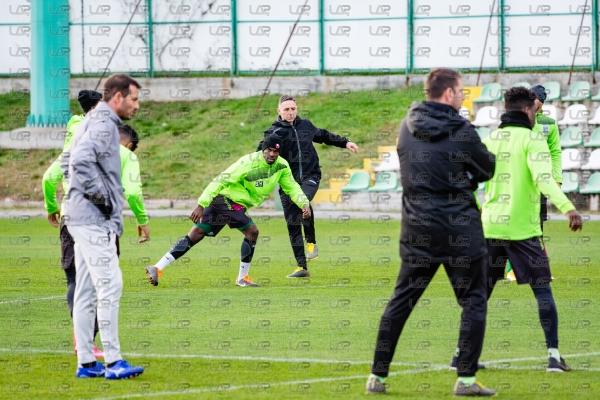 Футбол - Първа тренировка на ПФК Берое за 2021 - 06.01.2021