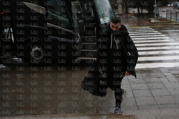 Футбол - Футболистите на ПФК Лудогорец заминаха на лагер в Турция - 10.1.2021