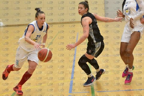 Баскетбол - жени - Адриатическа лига - БК Монтана - БК Партизан Белград - 11.1.2021