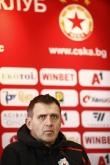 Футбол - Пресконференция на ПФК ЦСКА преди двубоя от 18-ти кръг срещу ПФК Черно море - 19.02.2021