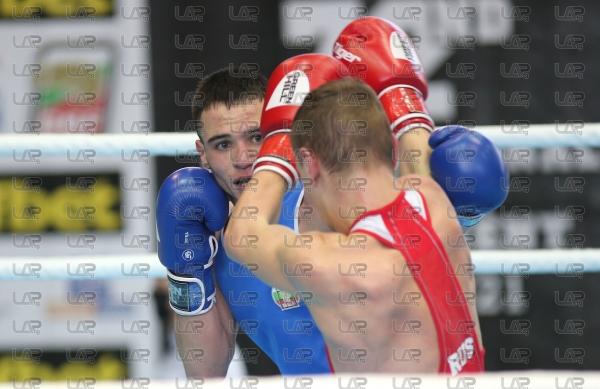 Бокс - Купа Странджа - Божидар Джуров 63 кг - 23.03.2021