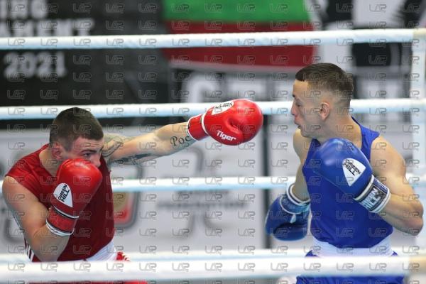 Бокс - Купа Странджа - Кирил Русинов 63 кг - 23.03.2021
