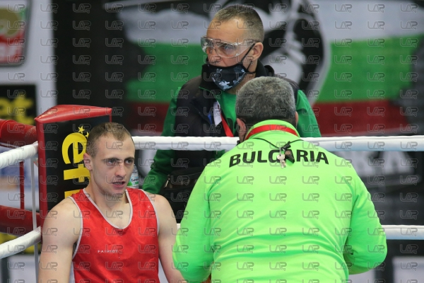 Бокс - Купа Странджа - Емануил Богоев 63 кг - 23.03.2021