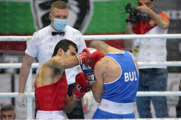 Бокс - Купа Странджа - Евгени Начев 69 кг кг - 23.03.2021