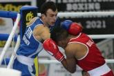 Бокс - Купа Странджа - Ибанес Хавиер 57 кг - 23.02.2021