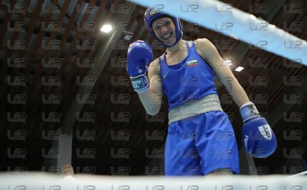 Бокс - Купа Странджа - Станимира Петрова 57 кг - 23.02.2021