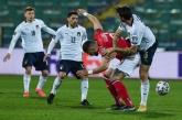 Футбол - Световно първенство 2022 - квлификации - България - Италия