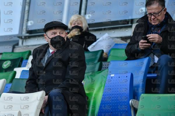 Футбол - Световно първенство 2022 - квалификации - Северна Ирландия - България