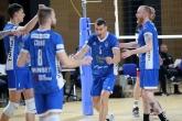 Волейбол - НВЛ - Суперлига - Полуфинали - 1ви кръг - ВК Левски София - ВК Нефтохимик - 1.4.2021