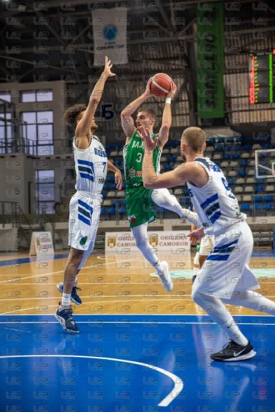 Баскетбол - НБЛ - 24ти кръг - БК Рилски Спортист - БК Балкан Ботевград - 3.4.2021