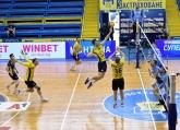 Волейбол - Супер Лига - 1/2 финал - ВК Монтана - ВК Хебър - 06.04.2021
