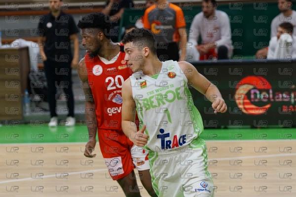 Баскетбол - НБЛ - 25ти кръг - БК Черно Море - БК Берое - 7.4.2021