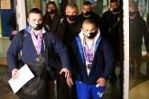 Вдигане на тежести - Втората група щангисти се завърна от Европейското първенство в Москва - 08.04.2021
