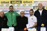 Джудо - Пресконференция и награждаване на БФ по джудо след европейското първенство в Португалия - 21.4.2021