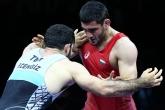 Борба - Олимпийски квалификации - 1/2 финал - Айк Мнацаканян срещу Фатих Ченгиз - 08.05.2021