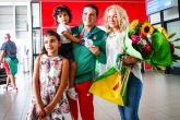 Токио 2020 - Спортна Стрелба - Мария Гроздева и Антоанета Костадинова се завърнаха в България - 01.08.2021