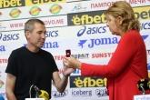Бокс -  Бокс - Награждаване на  Даниел Петров със