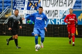 Футбол - Контролна среща - ПФК Левски - ФК Струмска Слава - 12.10.2021