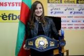 Борба - Пресконференция на световната шампионка по борба до 59кг в Осло - Биляна Дудова - 13.10.2021