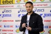 Футбол - Награждаване на Борислав Цонев от ПФК Левски - избран за играч на месец август - 20.10.2021