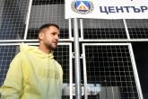 Футбол - Футболисти от ПФК Левски се ваксинираха в новооткритият пункт на стадион