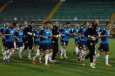 Палермо - пресконференция и първа тренировка на българите преди мача с Италия