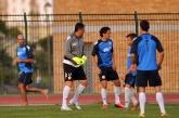 Палермо - последна тренировка на българите  преди да отпътуват за Малта