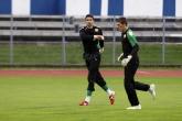 ФУТБОЛ - U21 Тренировка в Словения