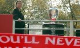 Посрещане на Купат на UEFA в Сара Загора -  23.10.2013