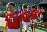 Футбол- жени България - Казахстан 26.10.2013