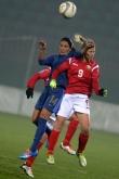 Футбол - жени - България - Франция -  квалификация за Световното през 2015 - 23.11.2013