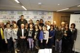 Награждаване на 10-те най-добри млади спортисти на България  за 2013г.
