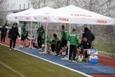 ЕКСКЛУЗИВНО - Тренировка на националният отбор по футбол преди мача с Беларус 02.03.2014