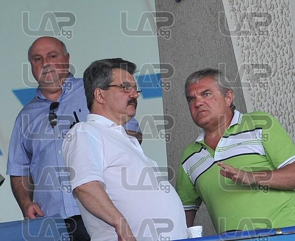 Konstantin Bajdekov - Todor Batkov - Rumen Petkov - Football game - Levski Sofia - Botev Plovdiv ,19