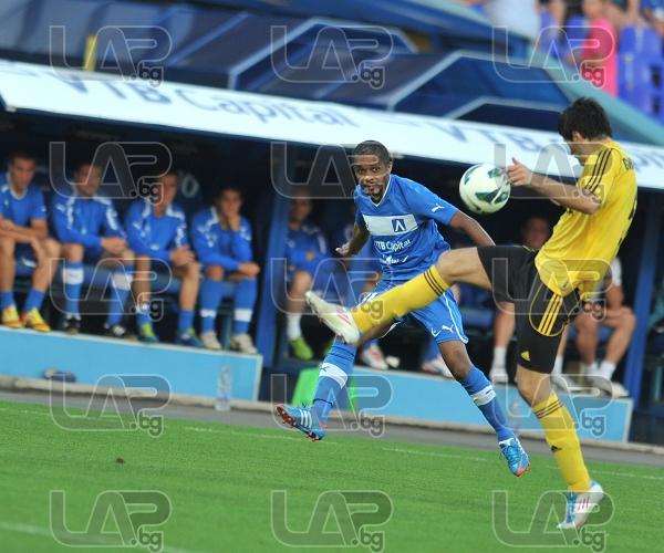31 Marcio Ivanildo da Silva Marcinho - Football game - Levski Sofia - Botev Plovdiv ,19.08.12 - Sofi