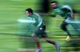 Футбол - Национален отбор на България - Мъже - Тренировка в София преди мача с Беларус - 04.03.2014